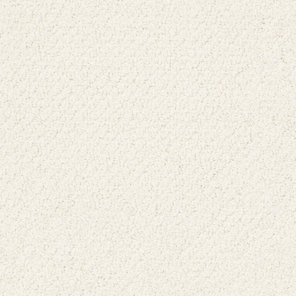 Lightbourne - Color Pale Cream Loop 12 ft. Carpet