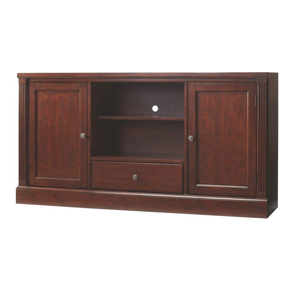 Home Decorators Collection Edinburgh Espresso Modular Tv Stand 6237 880 The Home Depot