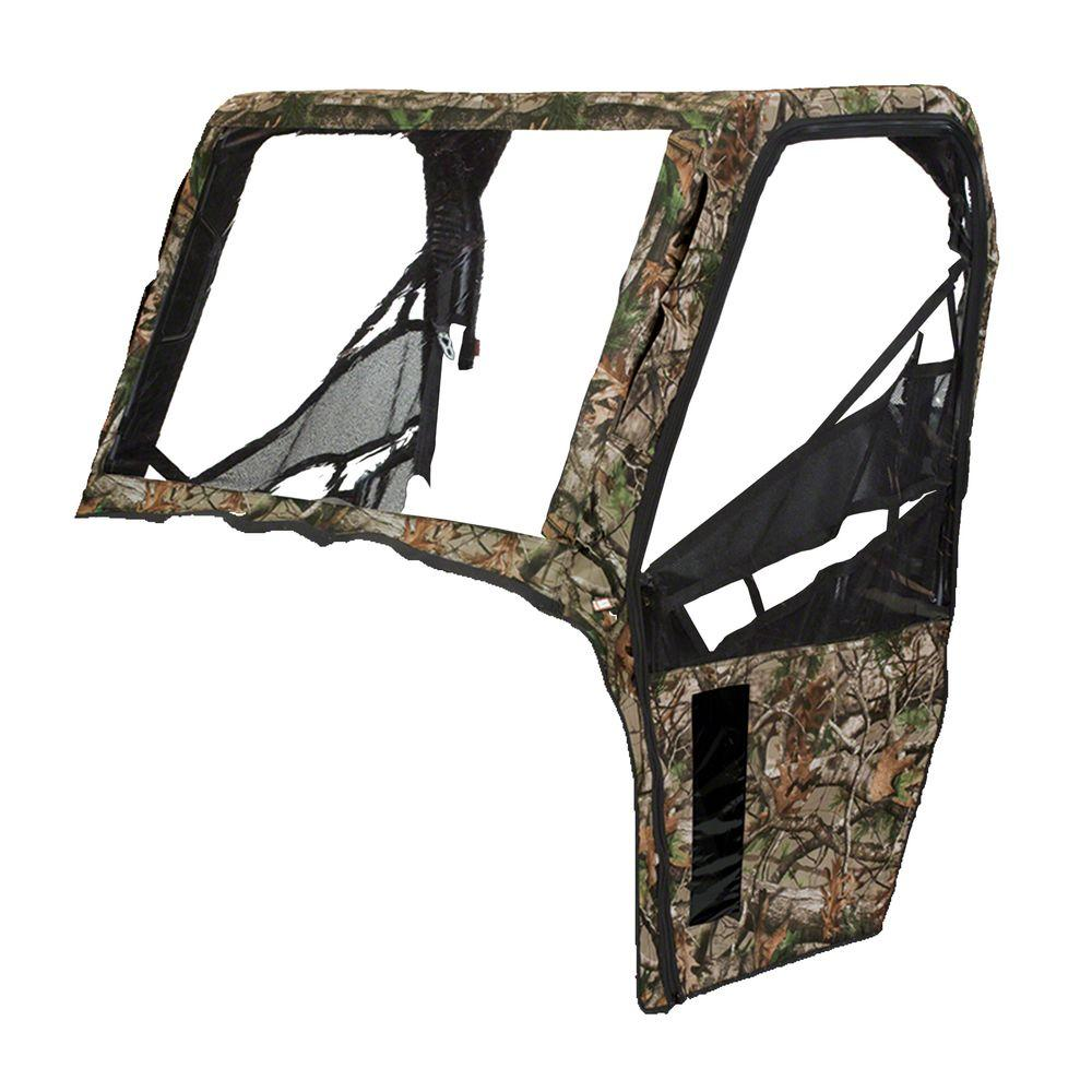 Polaris Ranger Mid-Size UTV Cab Enclosure in Camo