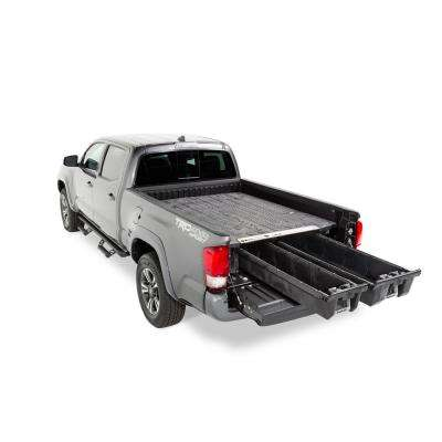 6 ft. 2 in. Pick Up Truck Storage System for Toyota Tacoma (2005-2018)