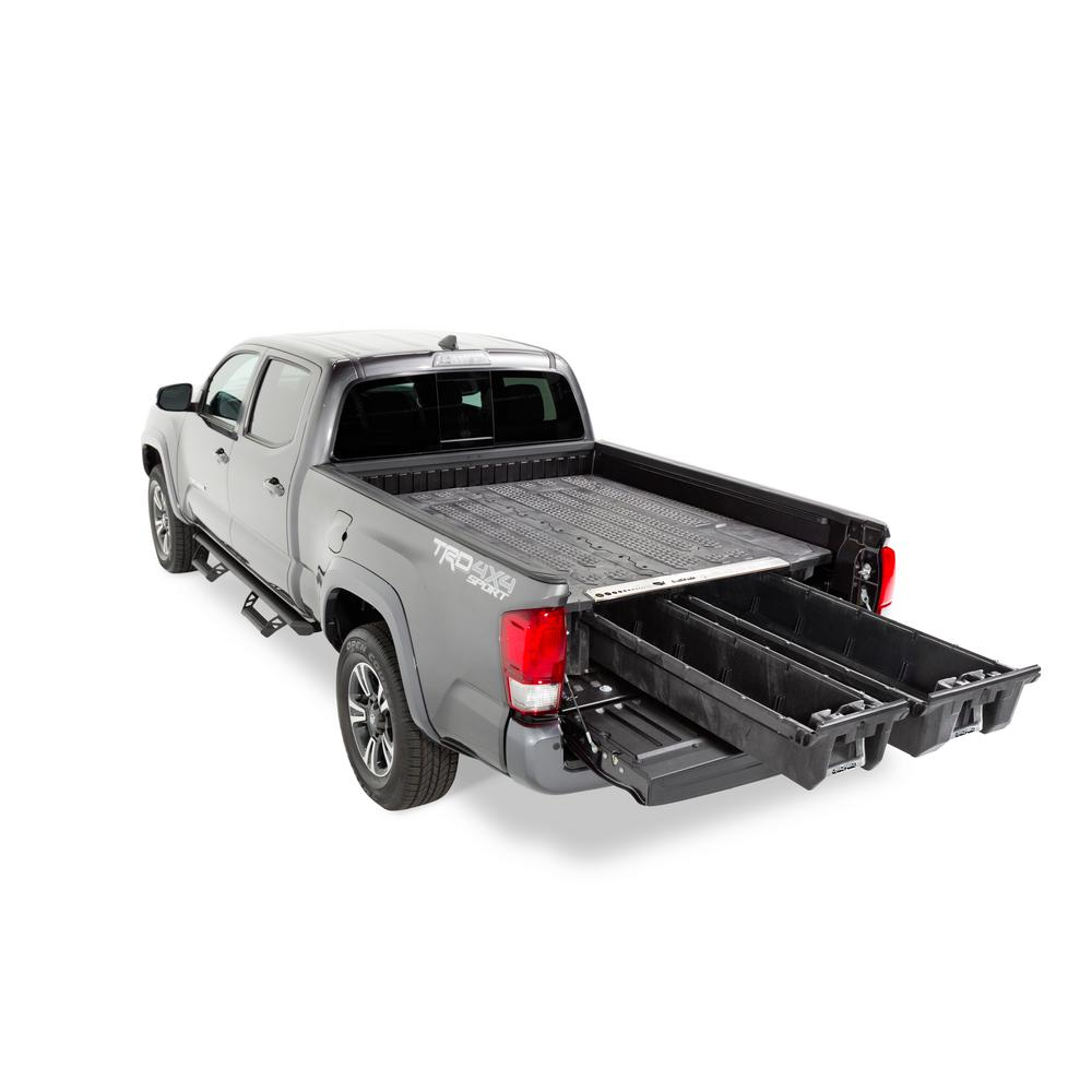 Toyota Tacoma Truck >> Decked 6 Ft 2 In Pick Up Truck Storage System For Toyota Tacoma