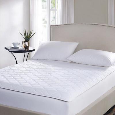 Dupont 15 in. California King Polyester Mattress Pad