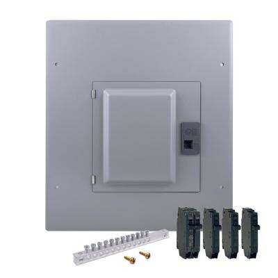 125 Amp 14-Space 24-Circuit Main Lug Indoor Load Center Contractor Kit