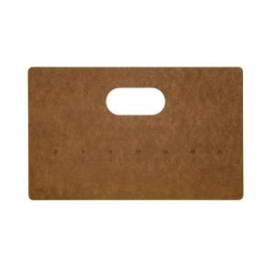 Camp Fillet Bucket 23 in. x 14.5 in. Rectangular Wood Fiber Composite Cutting Surface