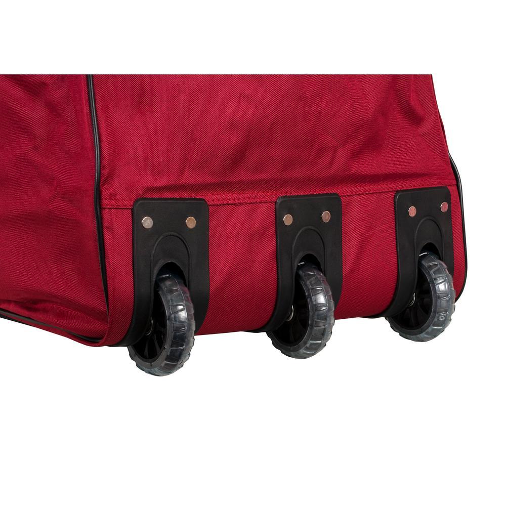 Internet  302603237. Rockland Rockland Voyage 40 in. Rolling Duffle Bag ... f298a9b1fd618