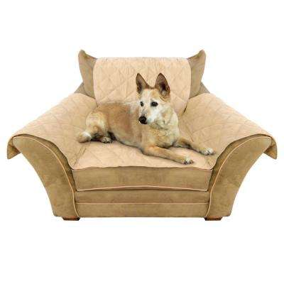 Tan Chair Furniture Cover