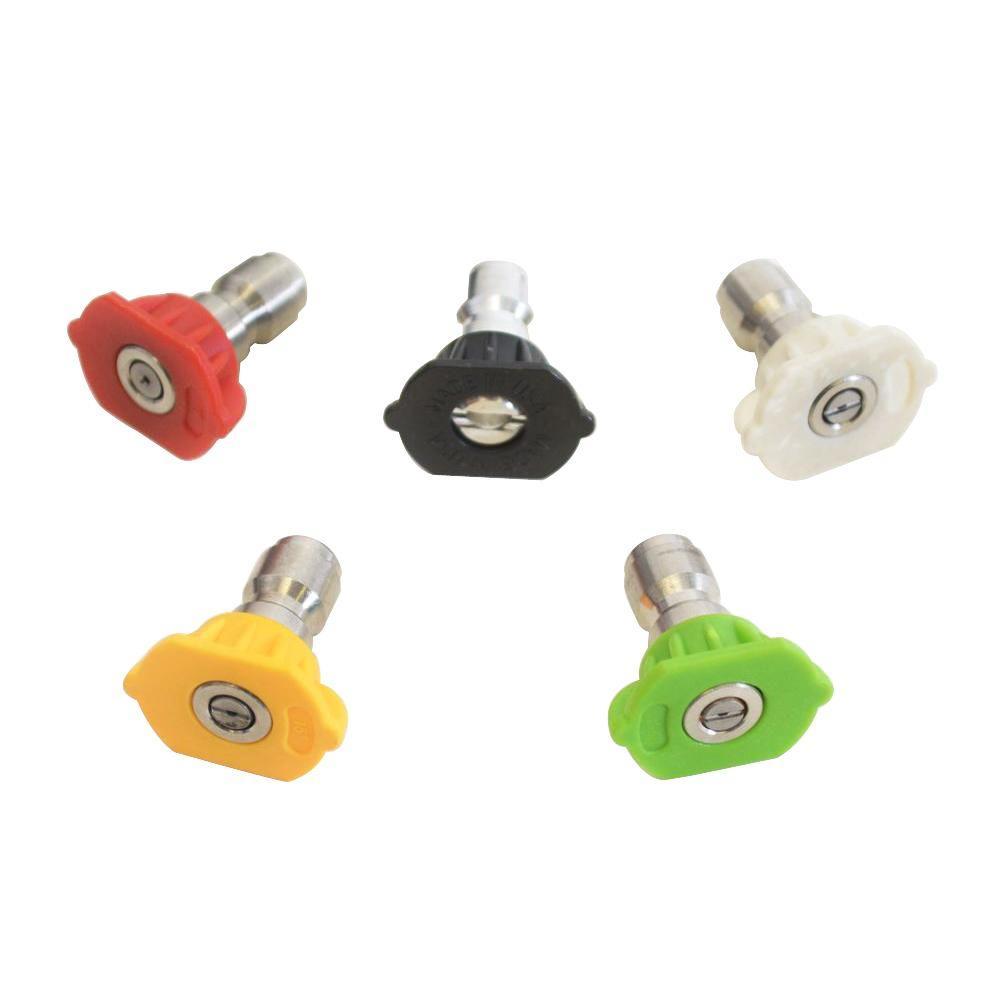 FNA 5 Piece Quick Connect Nozzle
