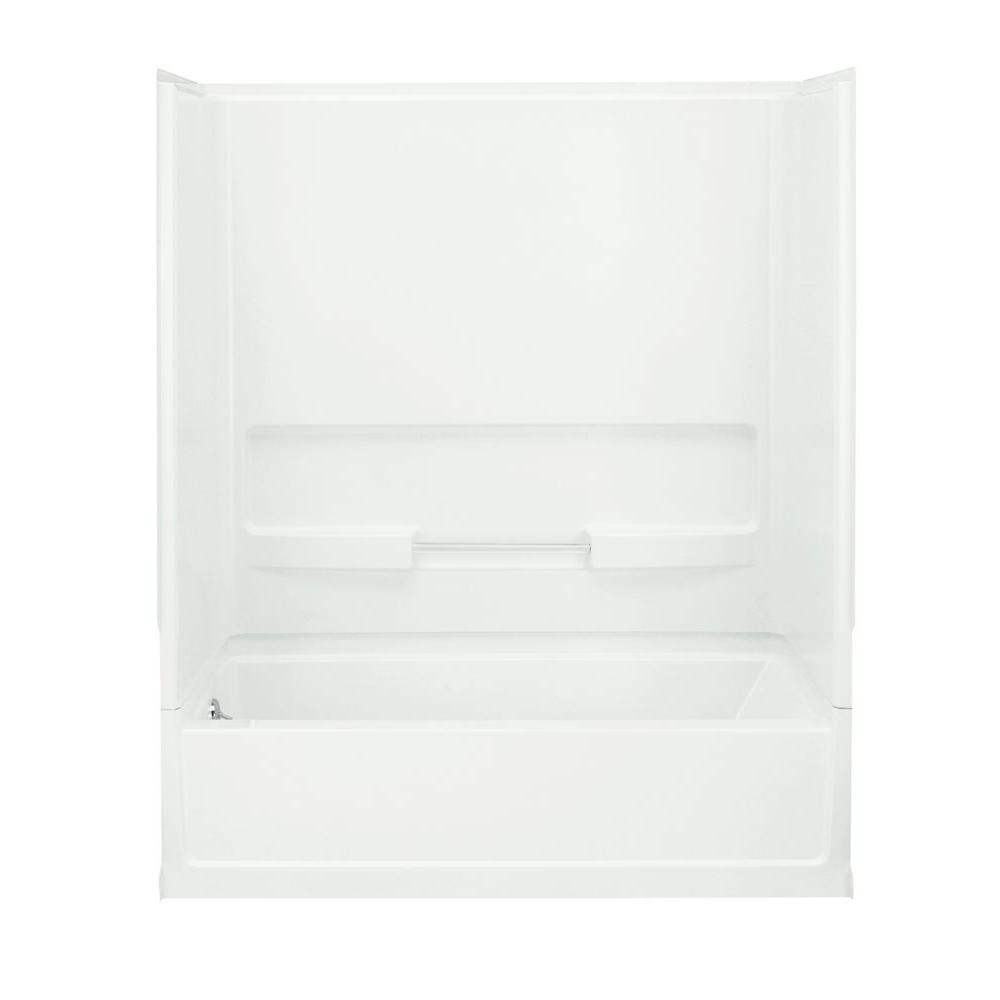 STERLING Advantage 30 In. X 60 In. X 72 In. Bath And Shower