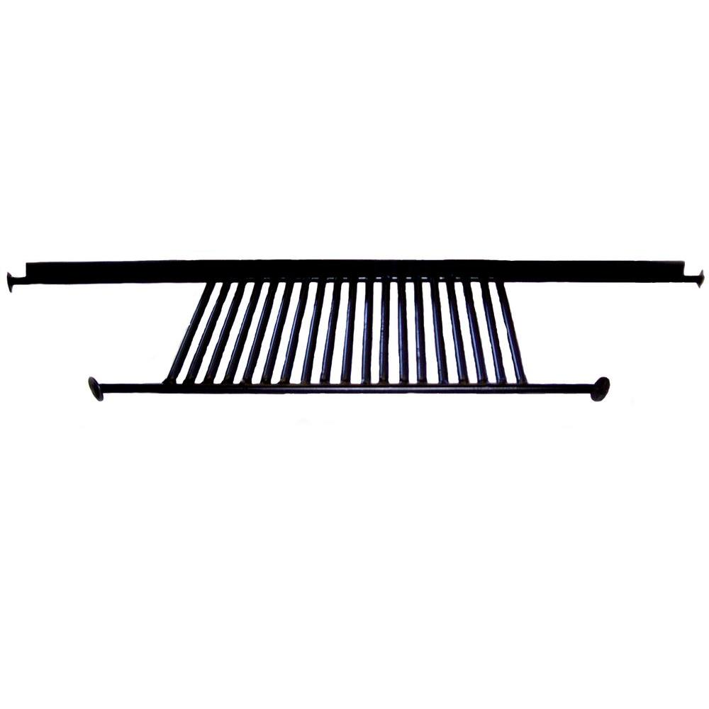 Grill Accessory for Stone Fire Pits-GR44 - The Home Depot