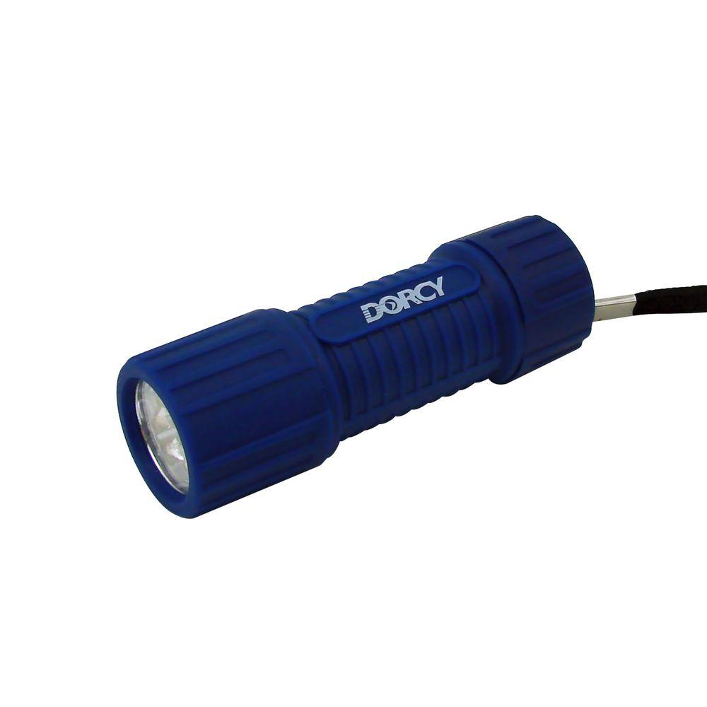 Dorcy Weather Resistant LED Flashlight (4-Pack)