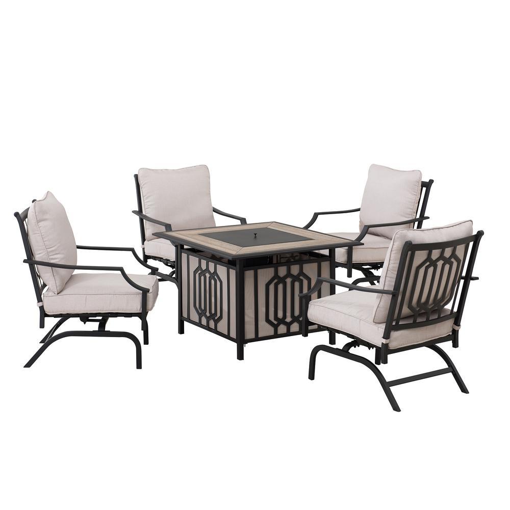 Sunjoy Patio Furniture Outdoors The Home Depot