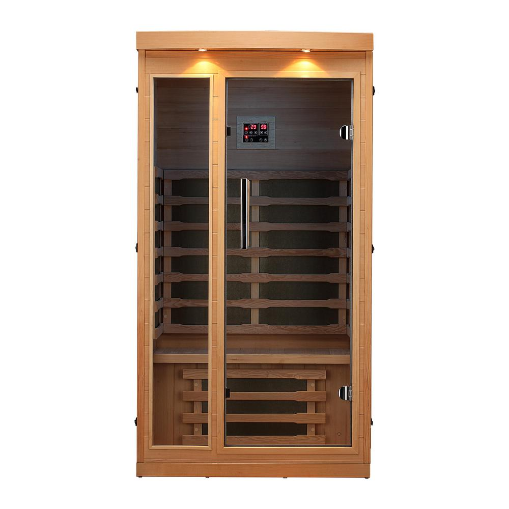 Chilliwack 1-Person Far Infrared Sauna