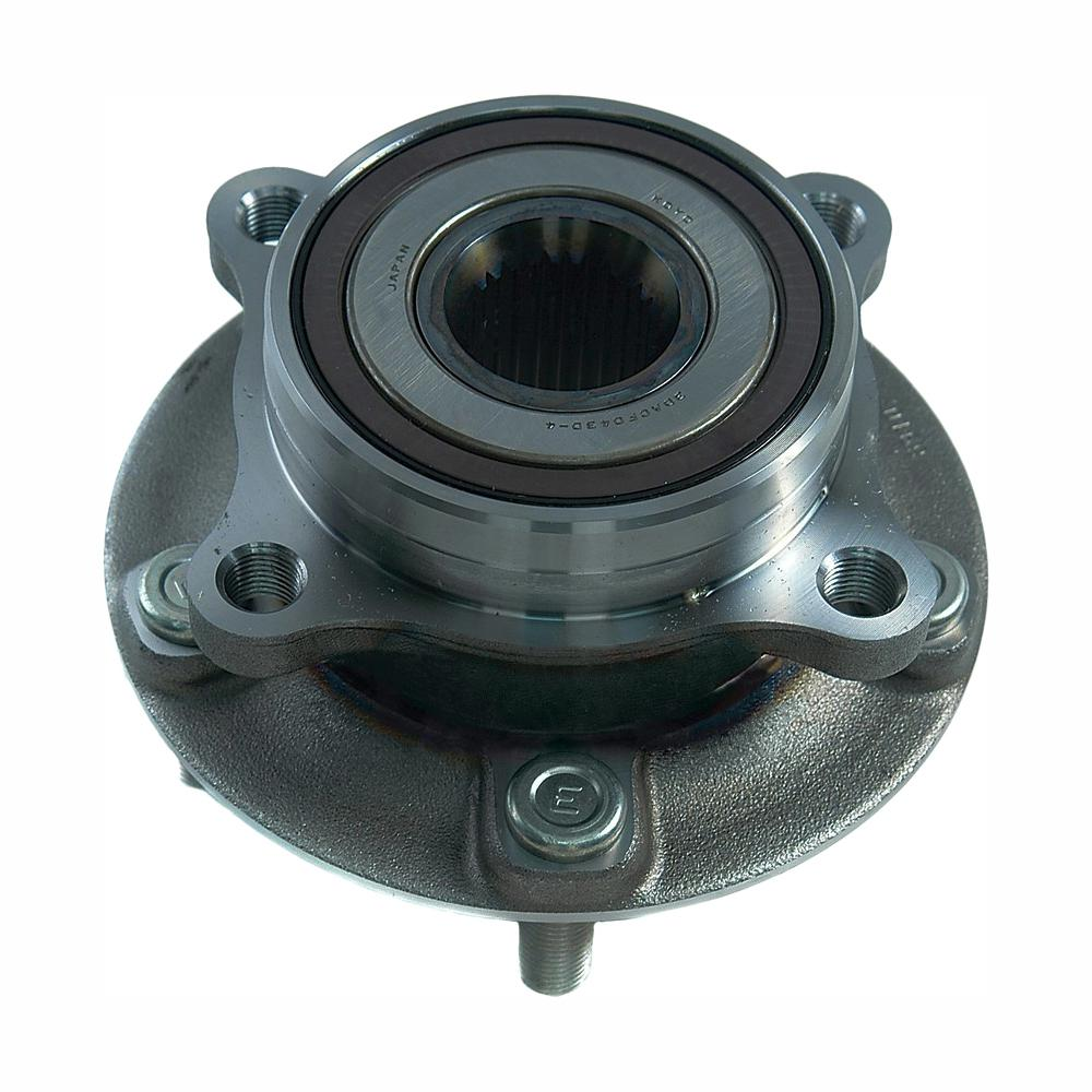 2007 Fits Dodge Ram 2500 Front Wheel Bearing and Hub Assembly x 2