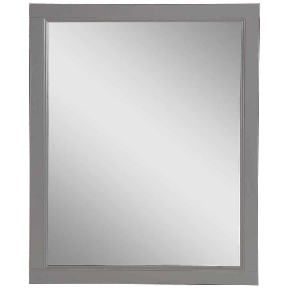 Claxby 25.67 in. W x 31.38 in. H Framed Wall Mirror