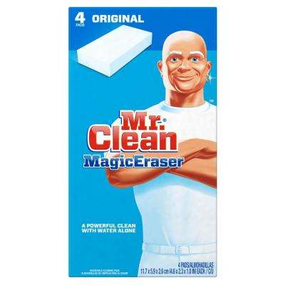 Magic Eraser Multi-Purpose Cleaning Pad (5-Count, 4-Pack)