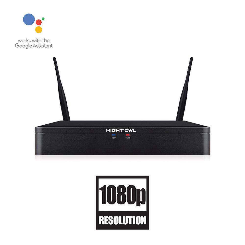 Defender Ultra HD 4K (8MP) 16 Channel 4TB DVR Security