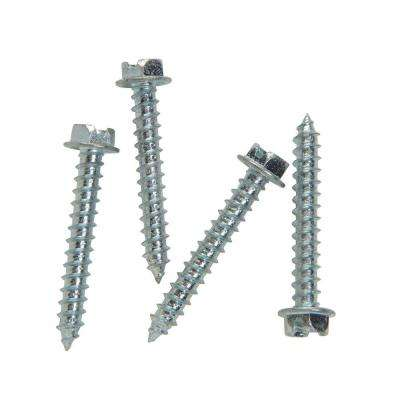 Replacement Wall Sleeve Mounting Screw (4-Pack)