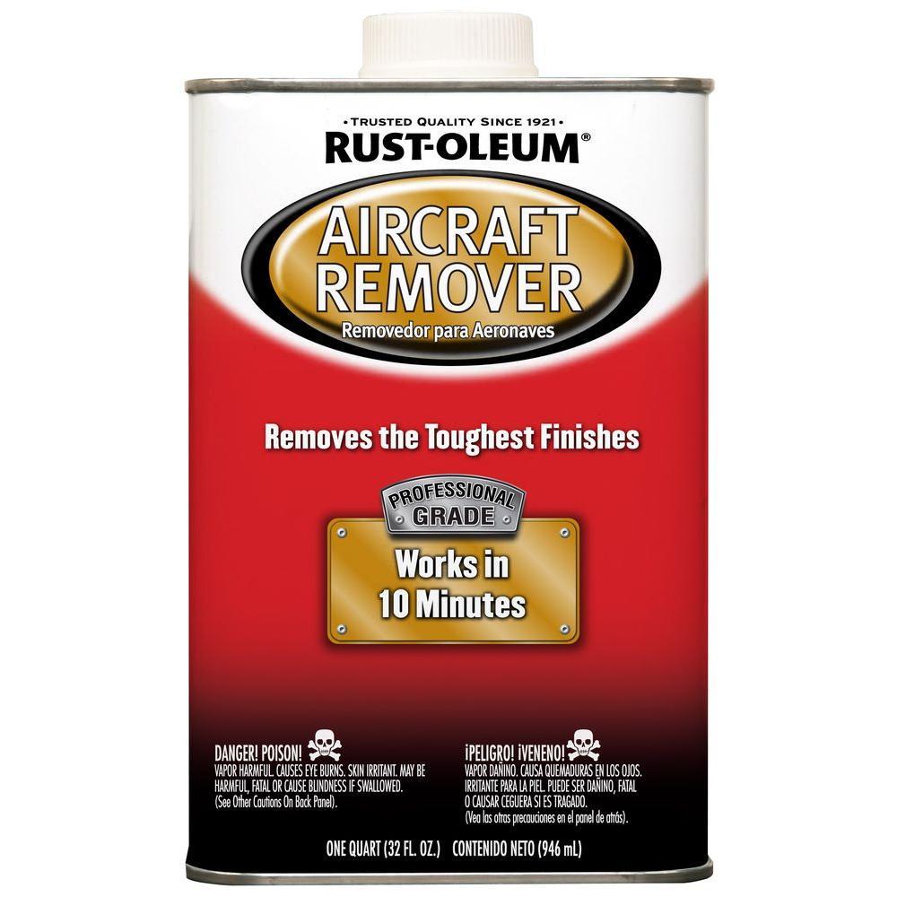 Rust-Oleum Automotive 1-qt. Aircraft Remover (Case of 4)