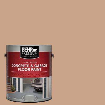 1 Gal. #S230-4 Granola 1-Part Epoxy Concrete and Garage Floor Paint