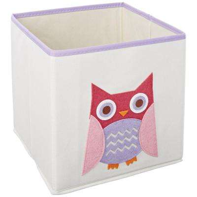 Kid's Canvas Collection Collapsible Cube