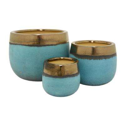 Ceramic Planter (Set of 3)