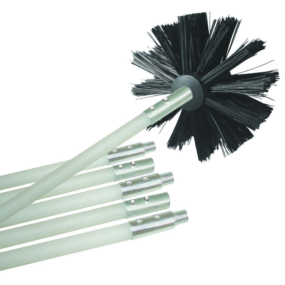 Dryer Vent Cleaning Brush Kit Home Depot Insured By Ross