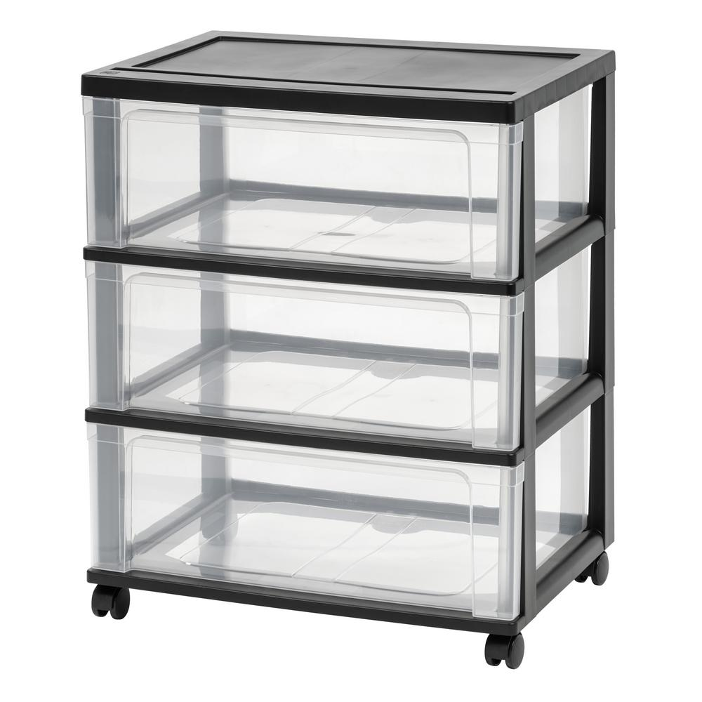 Kodiak 26 in. 3-Drawer Middle Chest-74203 - The Home Depot