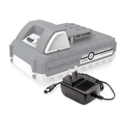 24-Volt iON+ Starter Kit with 2.0 Ah Battery Plus Charger
