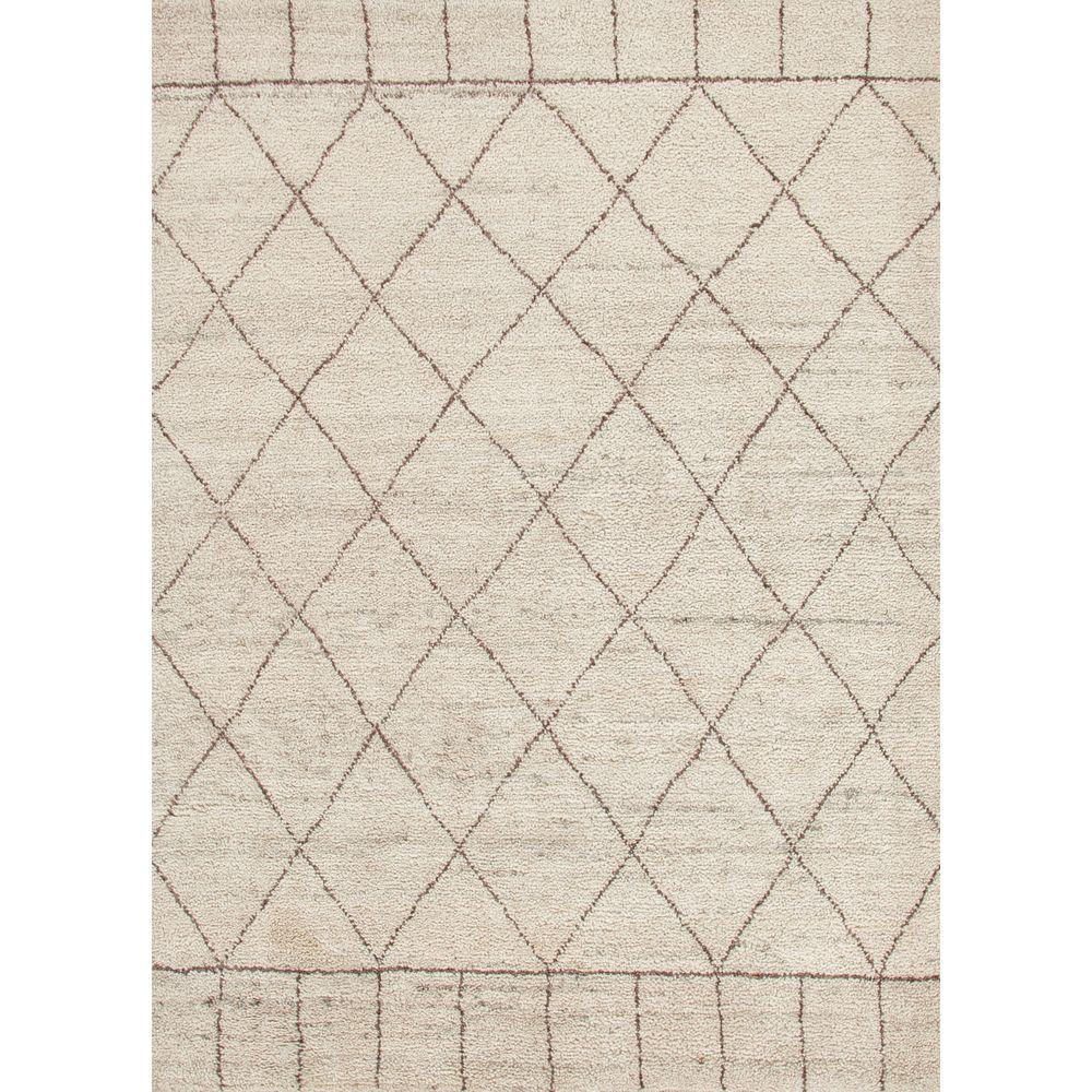 Home Decorators Collection Abbott Antique White 8 Ft X 10 Moroccan Wool Area