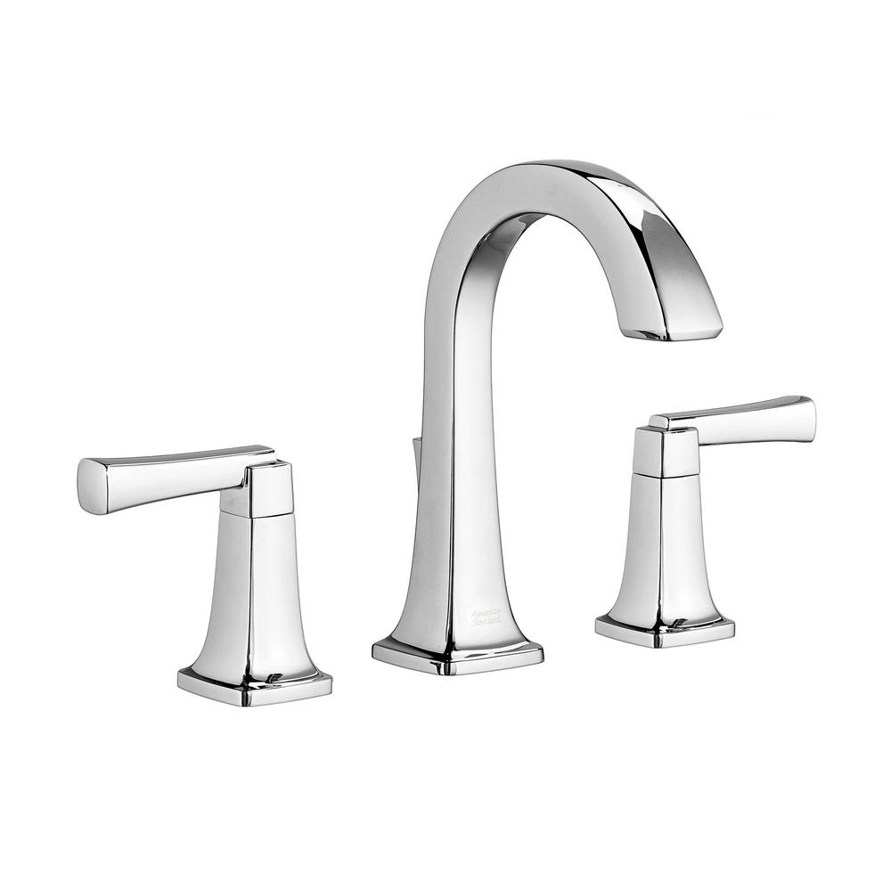 American Standard Townsend 8 In Widespread 2 Handle High Arc Bathroom Faucet With