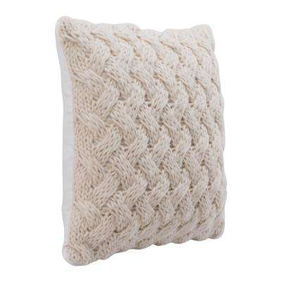 Irma Beige Decorative Pillow