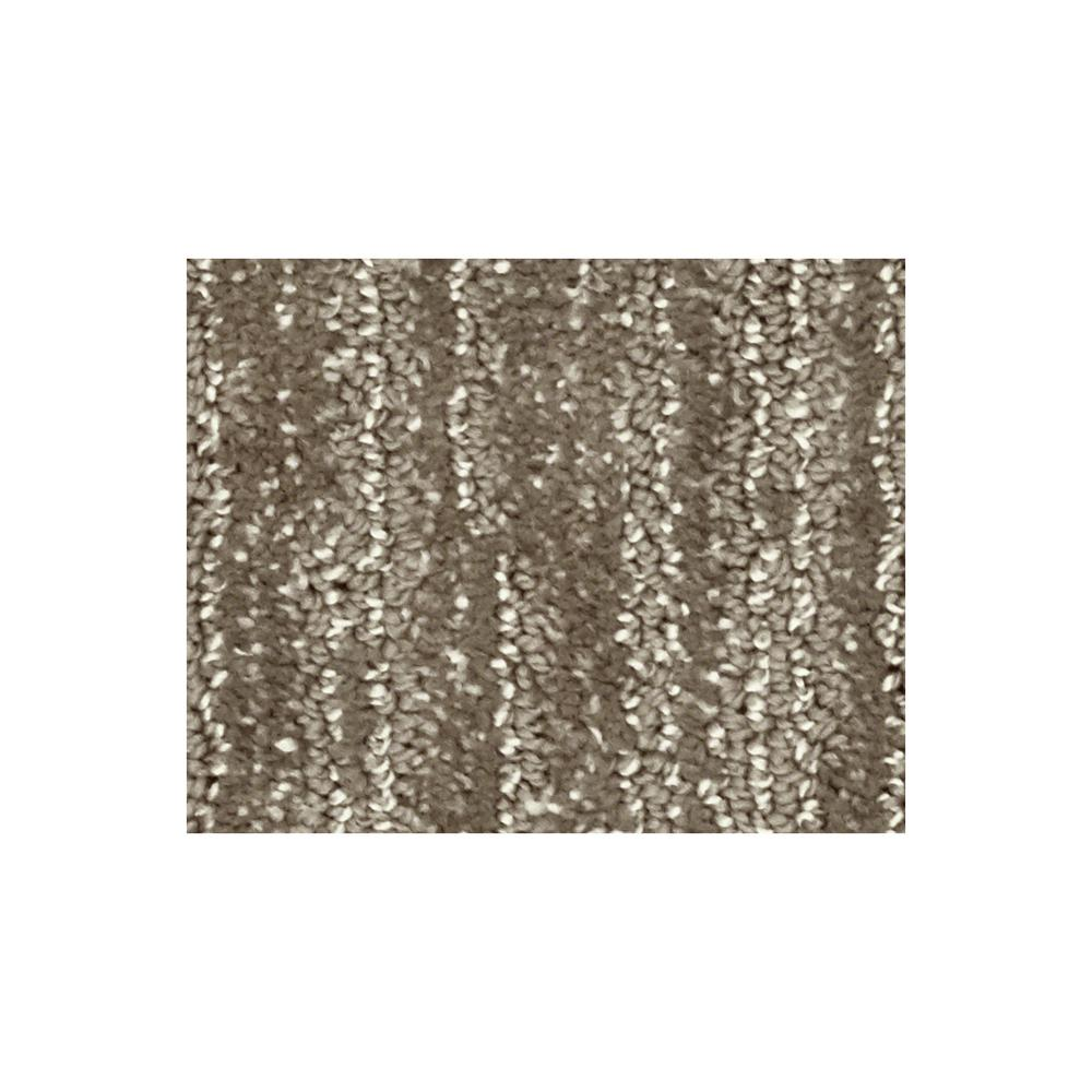 Dynamic Vision Desert Patterned 9 in. x 36 in. Carpet Tile