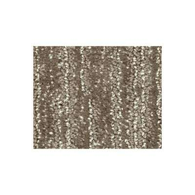 Dynamic Vision Desert Patterned 9 in. x 36 in. Carpet Tile (12 Tiles/Case)
