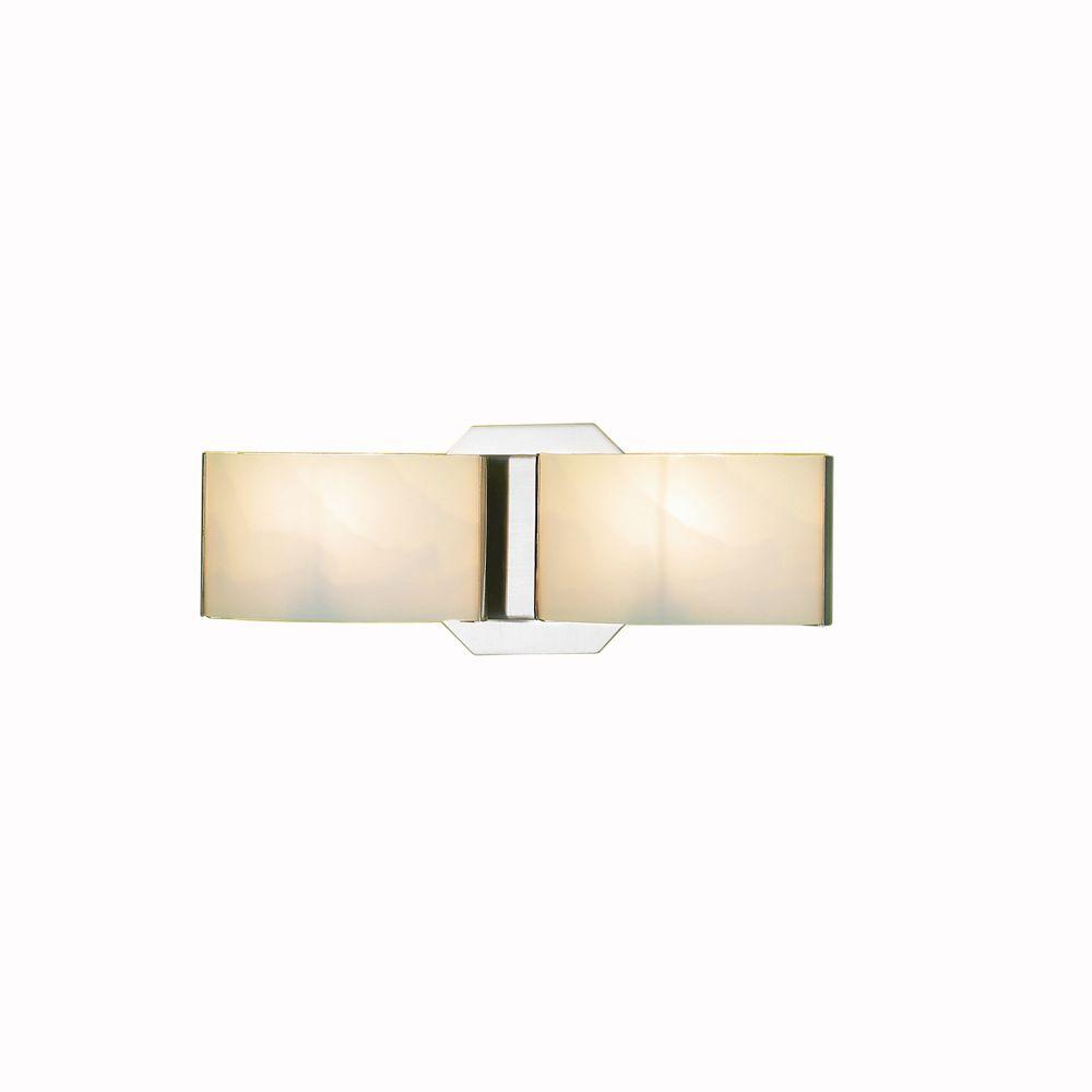 8 Light Bath Bar Brushed Nickel Hampton Bay 3 Light Brushed Nickel Vanity Light With Clear And