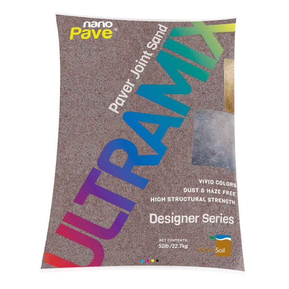 TechniSoil UltraMix Designer Series 50 lb. Santa Fe Buff Blend Paver Joint Sand Bag