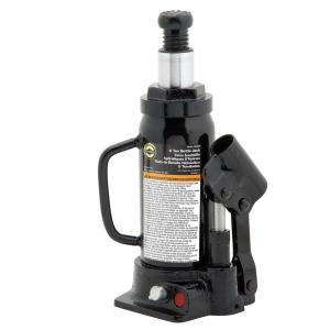 Click here to buy Omega 8-Ton Hydraulic Bottle Jack by Omega.