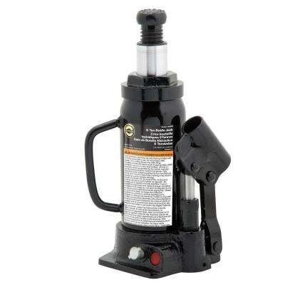8-Ton Hydraulic Bottle Jack