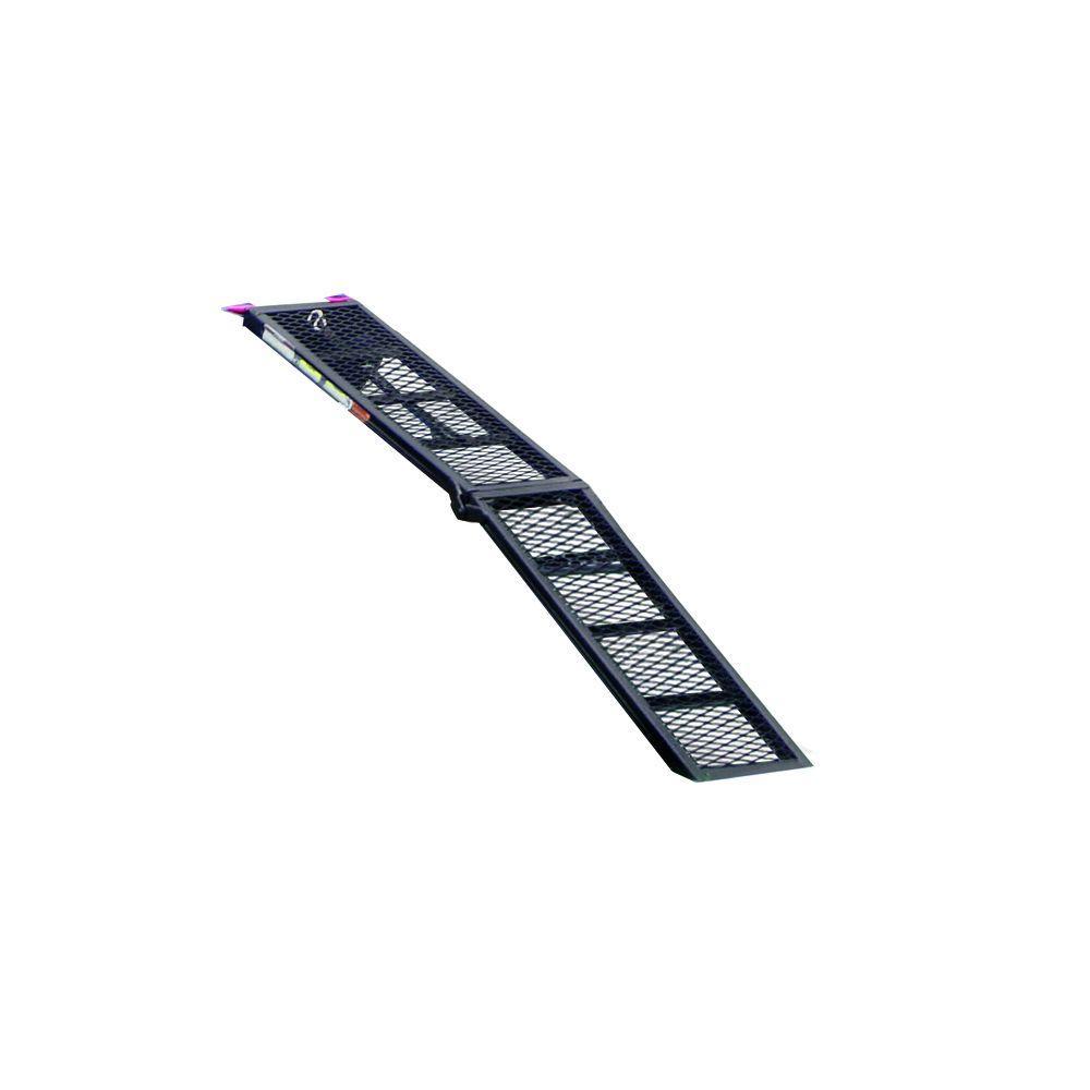 Better Built Single Folding Steel Loading Ramp