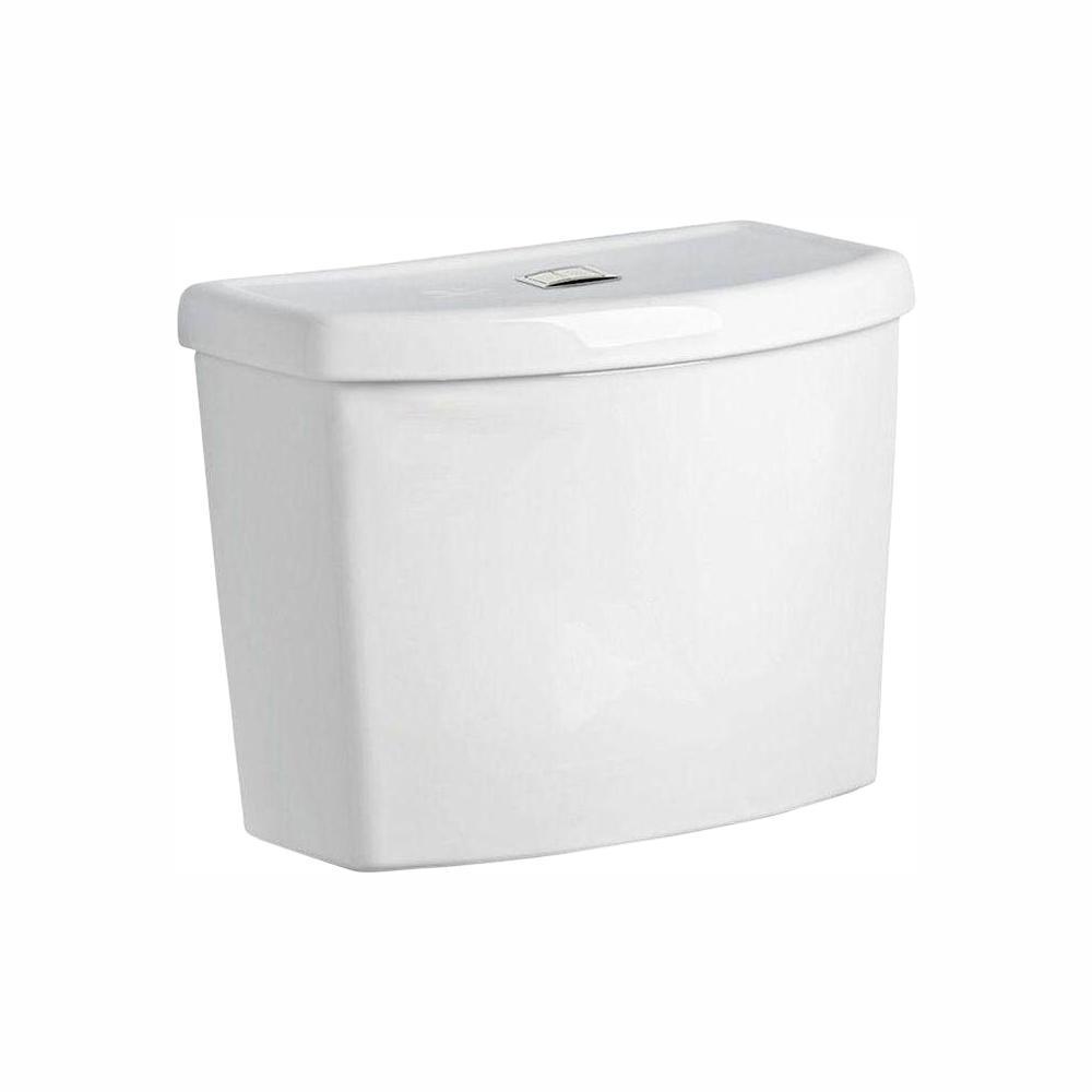 American Standard Studio Dual Flush 1.1/1.6 GPF Toilet Tank Only in White