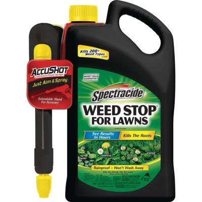 Weed Stop 128 oz. Accushot Sprayer