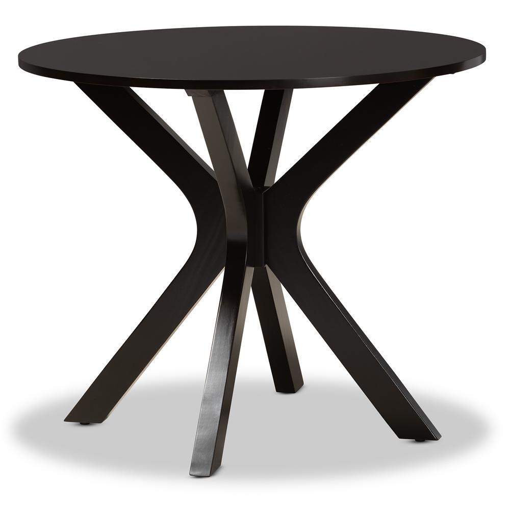 Kenji Dark Brown Dining Table