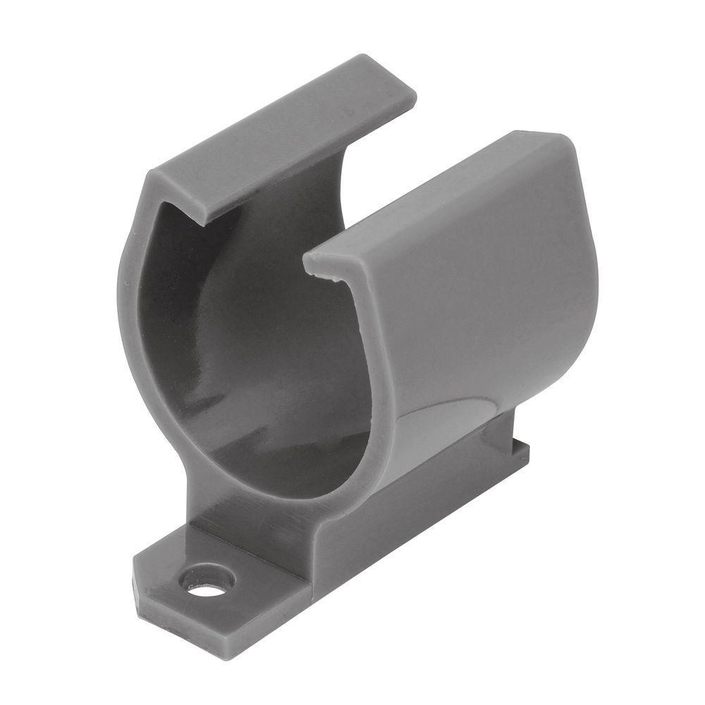 Clip-It 1 in. Conduit Clip for EMT PVC (100-Pack)