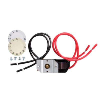 Double Pole Built-in Thermostat Kit