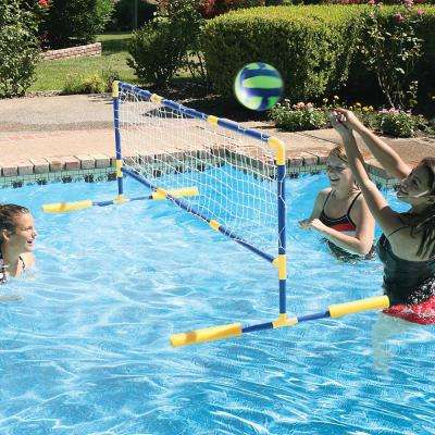 Floating Water Volleyball Pool Game