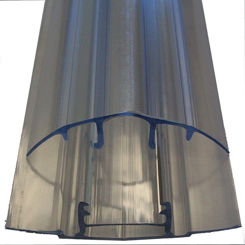 Sunlite 8 ft. Polycarbonate 8 mm Snap Cap-96714 - The Home ...