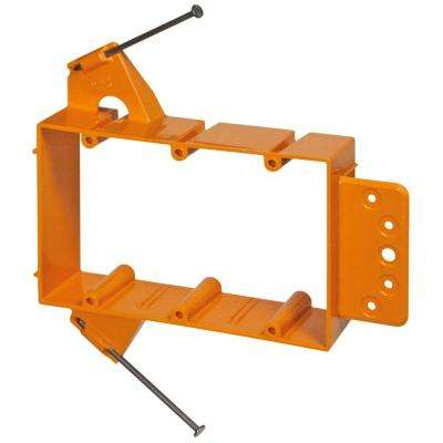 3-Gang 6.5 in. Low Voltage Old Work Bracket (Case of 5)