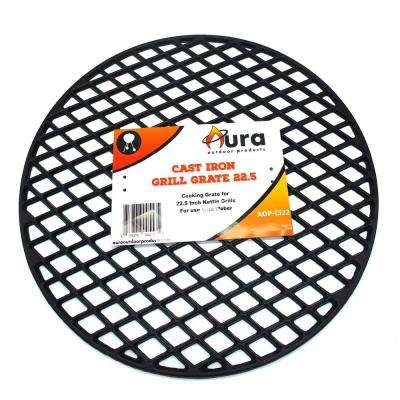 22 in. Cast Iron Grill Grate - Weber Kettle