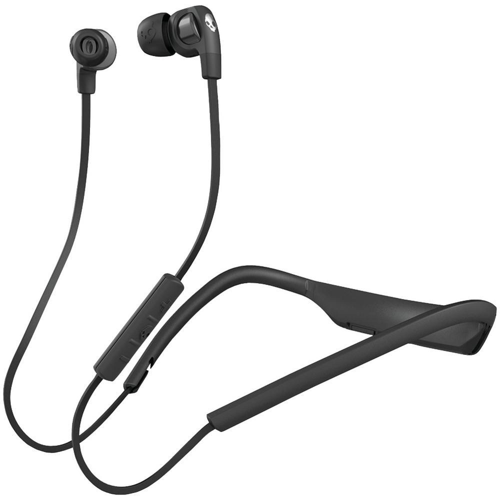 In-Ear Smokin Buds 2 Bluetooth Wireless Headphones with Microphone in Black