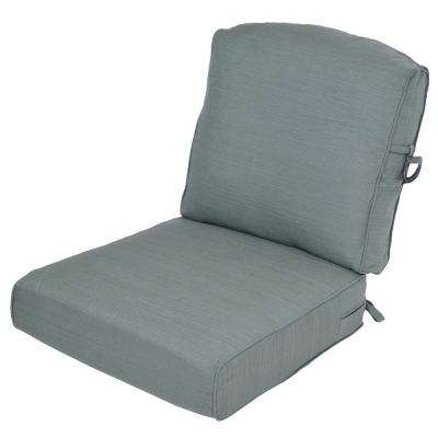 Surplus 2-Piece Deep Seating Outdoor Lounge Chair Cushion (2-Pack)