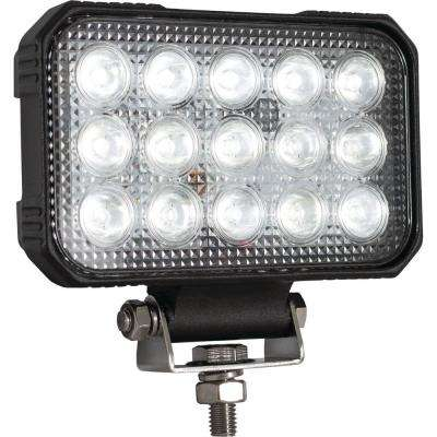 5.9 in. x 4.8 in. Rectangular Spot Light